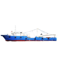 Steel fishing vessel