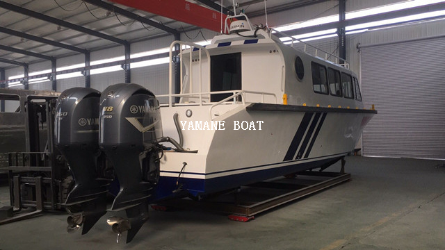 50ft Aluminum Ambulance Fast Ferry Boat